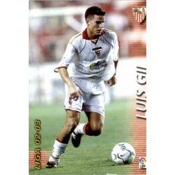 Luis Gil Sevilla 282 Megafichas 2002-03