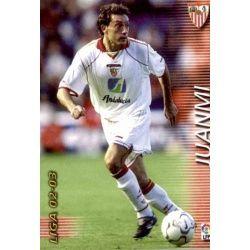 Juanmi Sevilla 274 Megafichas 2002-03