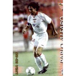 Pablo Alfaro Sevilla 276 Megafichas 2002-03