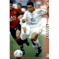 David Sevilla 277 Megafichas 2002-03
