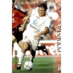 Podesta Sevilla 279 Megafichas 2002-03