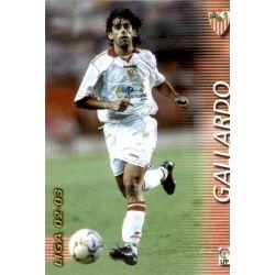 Gallardo Sevilla 281 Megafichas 2002-03