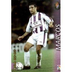 Marcos Valladolid 332 Megafichas 2002-03
