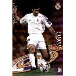 Figo Megacracks Real Madrid 370 Megafichas 2002-03