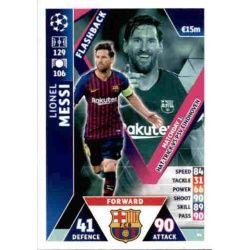 Lionel Messi Flashback UP94