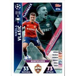 Nikola Vlašić Flashback UP96 Match Attax Champions 2018-19