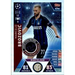 Brozović Group Stage Record-Holder UP179 Match Attax Champions 2018-19