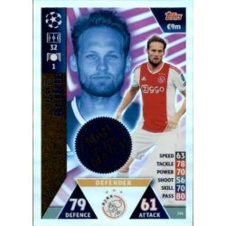 Daley Blind Man of the Match UP194 Match Attax Champions 2018-19