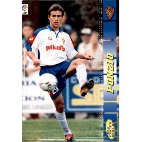 Ponzio Zaragoza 350 Megacracks 2004-05