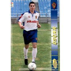 Oscar Zaragoza 355 Megacracks 2004-05