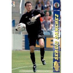 Sergio Sanchez Getafe 128 Megacracks 2004-05