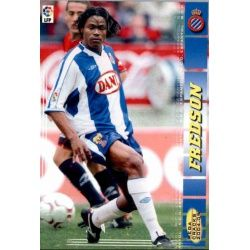 Fredson Espanyol 117 Megacracks 2004-05