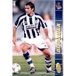 De Paula Real Sociedad 306 Megacracks 2004-05