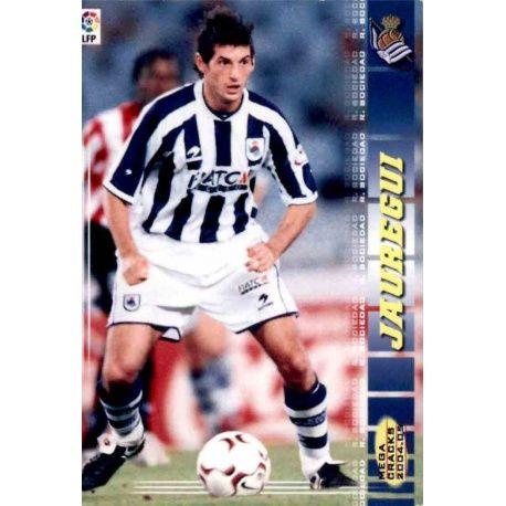 Jauregui Real Sociedad 293 Megacracks 2004-05