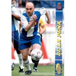 De La Peña Espanyol 123 Megacracks 2004-05