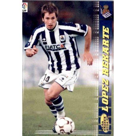Lopez Rekarte Real Sociedad 292 Megacracks 2004-05