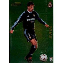 Raul Mega Estrellas Real Madrid 394