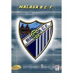 Malaga B Escudos 2ª División 429 Megacracks 2004-05