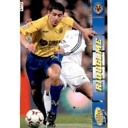 Riquelme Villareal 338 Megacracks 2004-05