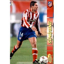 Simeone Atletico Madrid 45 Megacracks 2004-05