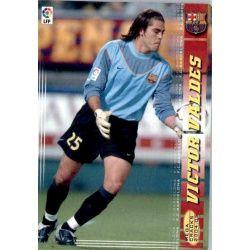 Victor Valdes Barcelona 56 Megacracks 2004-05