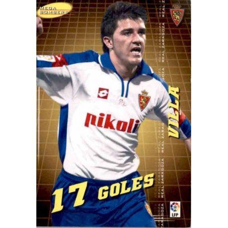 David Villa Mega Bombers Zaragoza 403 Megacracks 2004-05