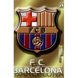 Escudo Barcelona 55 Megafichas 2003-04