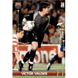 Victor Valdes 56 Megafichas 2003-04