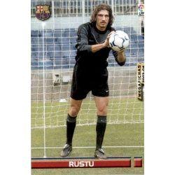 Rustu 57 Megafichas 2003-04