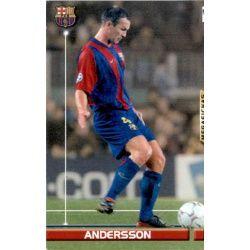 Andersson 60 Megafichas 2003-04