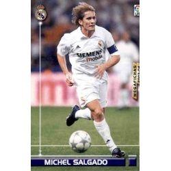 Michel Salgado Real Madrid 147