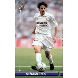 Miñambres Real Madrid 150