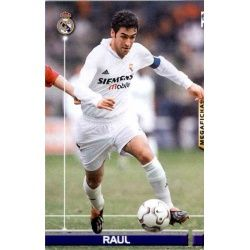 Raul Real Madrid 160