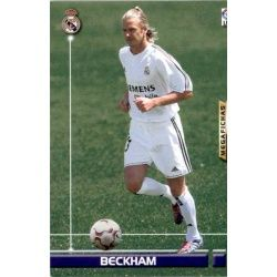 Beckham Nuevo Fichaje Real Madrid 442