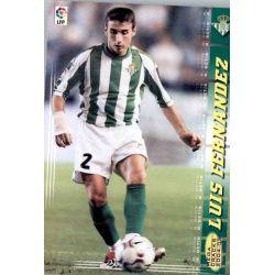 Luis Fernandez Betis 80 Megacracks 2004-05