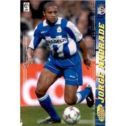 Jorge Andrade Deportivo 95 Megacracks 2004-05