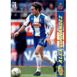 Alex Fernandez Espanyol 119 Megacracks 2004-05