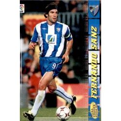 Fernando Sanz Malaga 185 Megacracks 2004-05