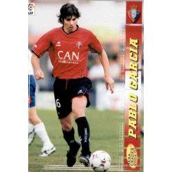 Pablo Garcia Osasuna 242 Megacracks 2004-05