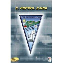 Polideportivo Ejido Escudos 2ª División 432 Megacracks 2004-05