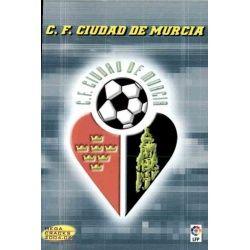 Ciudad De Murcia Escudos 2ª División 431 Megacracks 2004-05