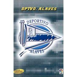 Alaves Escudos 2ª División 418 Megacracks 2004-05