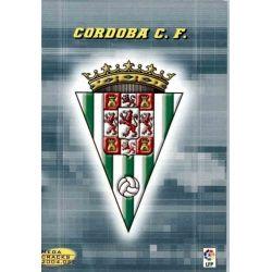 Cordoba Escudos 2ª División 430 Megacracks 2004-05