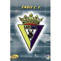 Cadiz Escudos 2ª División 421 Megacracks 2004-05