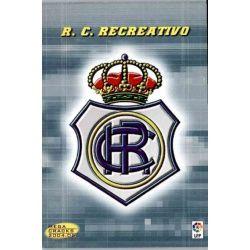 Recreativo Escudos 2ª División 420 Megacracks 2004-05