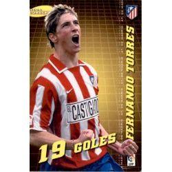 Fernando Torres Mega Bombers Atlético Madrid 401 Megacracks 2004-05