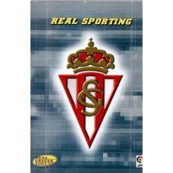 Sporting Gijon Escudos 2ª División 419 Megacracks 2004-05