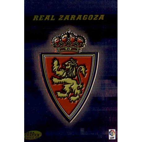 Escudo Zaragoza 343 Megacracks 2004-05