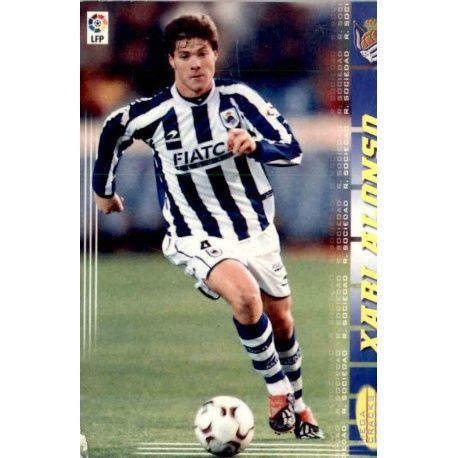 Xabi Alonso Real Sociedad 297 Megacracks 2004-05