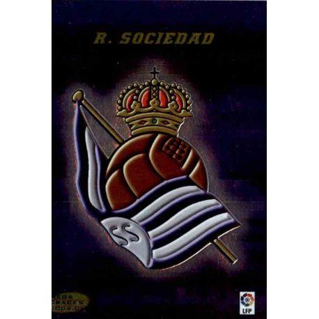 Escudo Real Sociedad 289 Megacracks 2004-05
